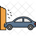 Accident Happened Accident Car Icon
