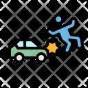 Crash Accident Reach Icon