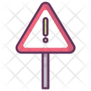 Accident Prevention Building Icon