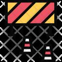 Accident Vehicle Machine Icon