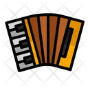 Accordion Instrument Music Icon