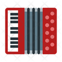 Accordion Bayan Chord Icon