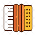 Accordion Musical Instrument Music Instrument Icon