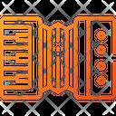 Accordion Icon