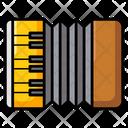 Harmonica Concertina Bandoneon Icon
