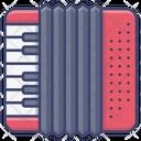 Music Instrument Piano Icon