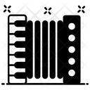 Accordion Concertina Groanbox Icon
