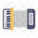 Accordion Concertina Musical Instrument Icon