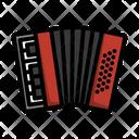 Accordion Instrument Traditional Icon