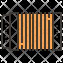 Accordion Music Sound Icon