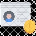 Account User Money Icon