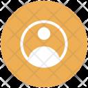 Account Person Profile Icon