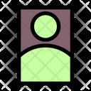 Account Profile Identity Icon