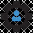 Account Setting Control Icon