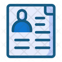 Account Business Manager Icon
