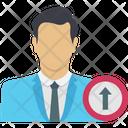 Account Profile Upload Icon