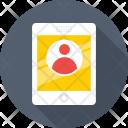 Account Mobile Login Icon