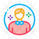 Account Manager Work Icon