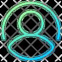 Account User Digital Icon