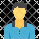 Account Dashboard Person Icon