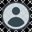 Account User Person Icon