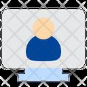 Account Profile Login Icon