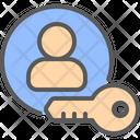 Account User Access Icon