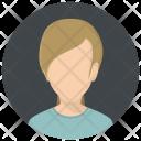 Account Client Female Icon