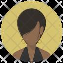 Account Avatar Girl Icon