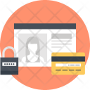 Account Card Credit Icon