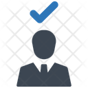 Employee Selection User Icon