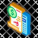 Contract Document Account Icon