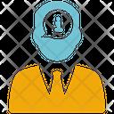 Account Info Avatar User Info Icon