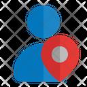 Account Location Icon