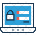 Login Account Security Icon