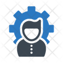 Account Profile Setting Icon