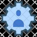 Management Employee Human Icon