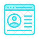 Account page Icon