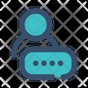 Password Key Private Icon