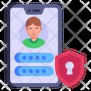 Account Password Icon