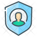Private Protection Secure Icon