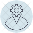 Business Account Setting Icon