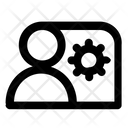 Configuration Fintech Options Icon