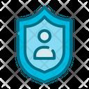 Account Shield Icon