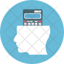 Intelligence Mind Brain Icon