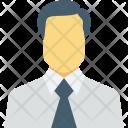 Accountant Business Person Icon