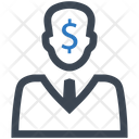 Accountant Paymaster Investors Icon