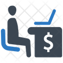 Accountant Business Businessman Icon