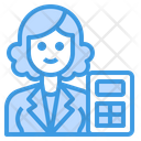 Accountant Avatar Occupation Icon