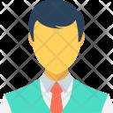 Accountant Corporate Person Icon